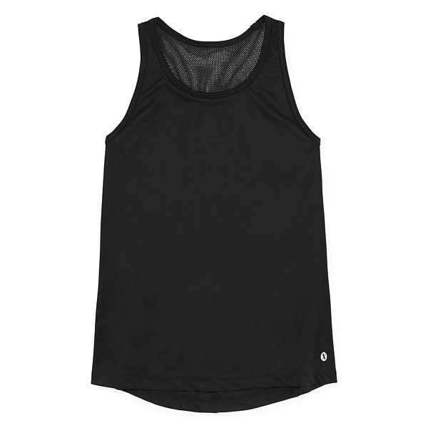 Xersion Performance Mesh Tank Top - Girls' 7-16 and Plus