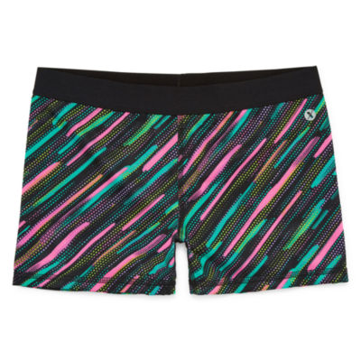 Xersion Performance Pull On Shorts - Girls' 7-16 and Plus