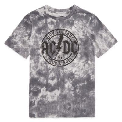 Arizona Short Sleeve Band T-Shirt - Big Kid Boys