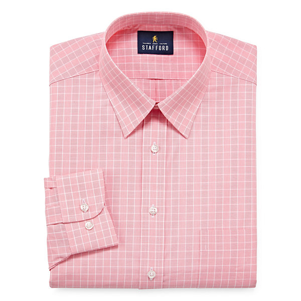 Stafford travel performance super shirt big and tall for Stafford big and tall shirts