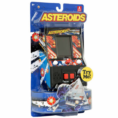 Hand Held Asteroids Game