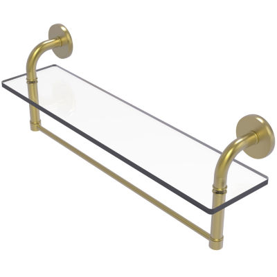 Allied Brass Dottingham Collection 36 Inch Towel Bar With Integrated Hooks