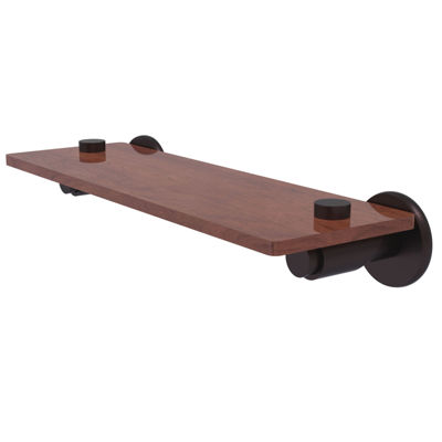 Allied Brass Tribecca Collection 16 IN Solid Ipe Ironwood Shelf