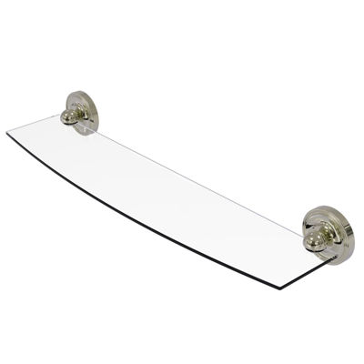 Allied Brass Regal Collection 24 IN Glass Shelf