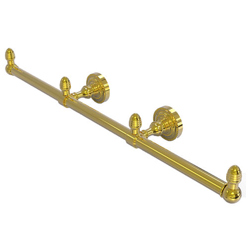 Allied Brass Dottingham Collection 3 Arm Guest Towel Holder