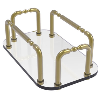 Allied Brass Vanity Top Guest Towel Holder