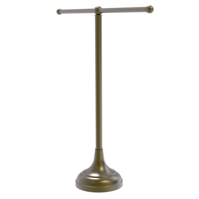 Allied Brass Vanity Top 2 Arm Guest Towel Holder