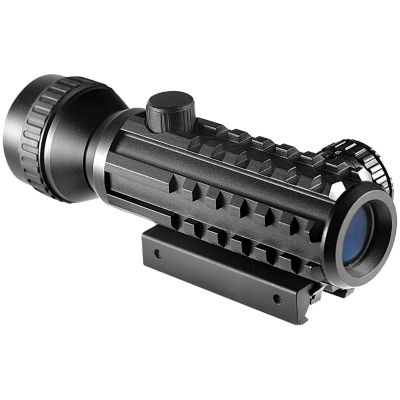 2x30mm Electro Sight Tactical Multi-Rail Rifle Scope