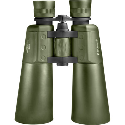Barska 9X63 Blackhawk Bk-7 Roof Prism Fully Multi-Coated Binoculars Green Lens Ab11188