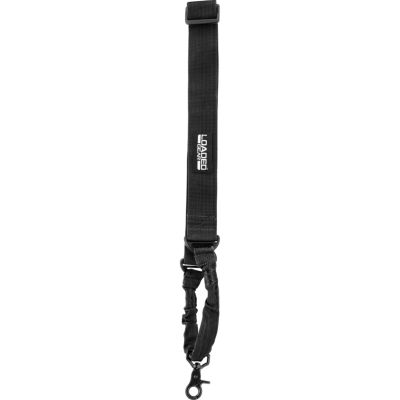 Barska Loaded Gear Cx-100 Single Point Sling; Black Bi12034
