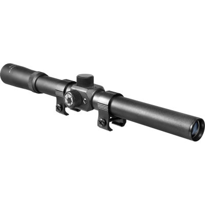 Barska 4x15mm Rimfire Scope