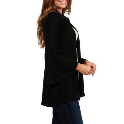 24/7 Comfort Apparel Bella Shrug - Plus