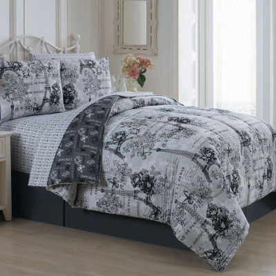 Avondale Manor Amour 8-pc. Complete Bedding Set with Sheets