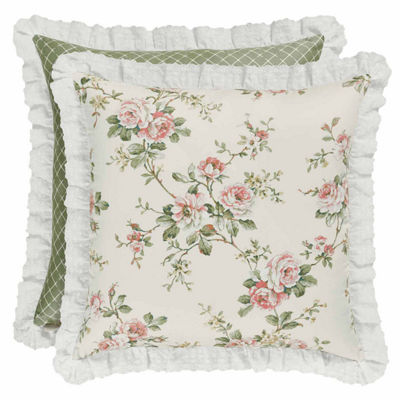 Queen Street Jenna 20IN Square Throw Pillow