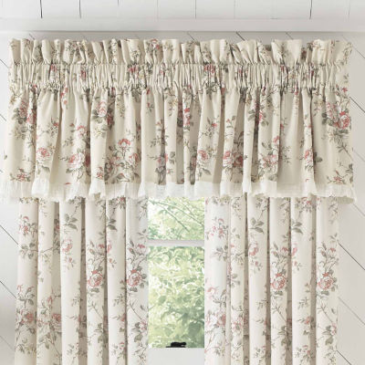 Queen Street Jenna Tailored Valance