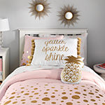 Frank and Lulu Gold Dust Comforter Set