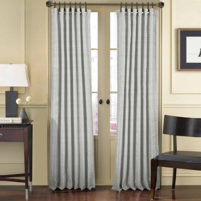 Queen Street Charlie Tab-Top Curtain Panel