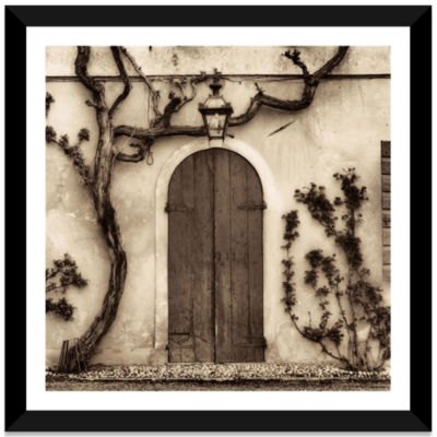 Bassano del Grappa; Vincenzo by Alan Blaustein White Framed Fine Art Paper Print