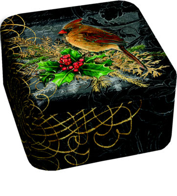 LANG Birds & Berries 13.5 Oz Tin Candle