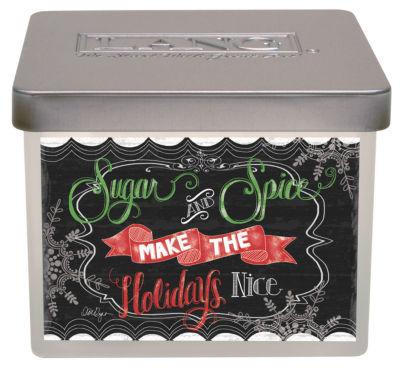 LANG Holiday Joy Small Jar Candle - 12.5 Oz