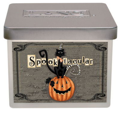 LANG Spooktacular Small Jar Candle - 12.5 Oz (3114006)