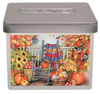 LANG Autumn Breeze Small Jar Candle - 12.5 Oz