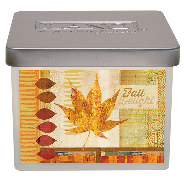 LANG Fall Delight Small Jar Candle - 12.5 Oz