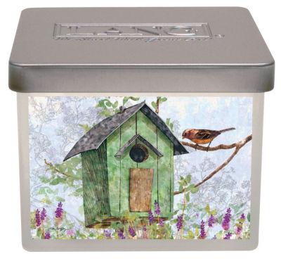 LANG Garden Birdhouse Small Jar Candle - 12.5 Oz (3114014)