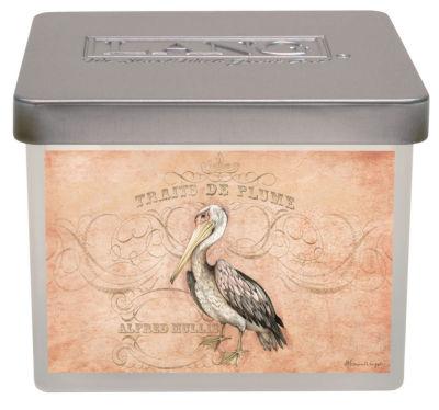 LANG Shoreline Small Jar Candle - 12.5 Oz (3114016)
