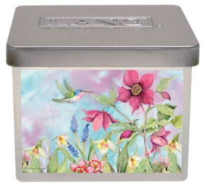 LANG Garden Joys Small Jar Candle - 12.5 Oz