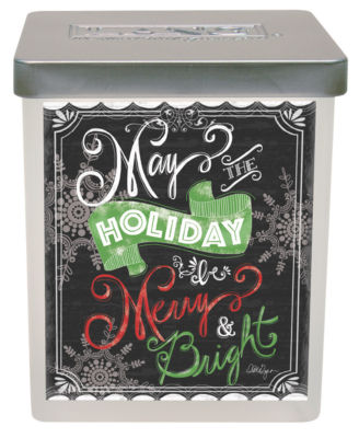 LANG Holiday Joy Large Jar Candle - 23.5 Oz