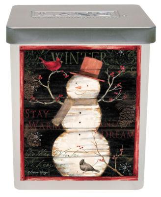LANG Winter Pallet Large Jar Candle - 23.5 Oz