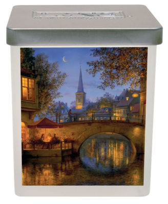 LANG Moonlight Stroll Large Jar Candle - 23.5 Oz