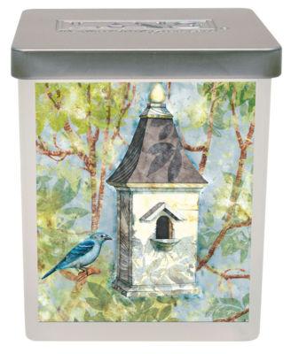 LANG Garden Birdhouse Large Jar Candle - 23.5 Oz