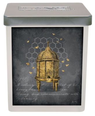 LANG Honey Bee Large Jar Candle - 23.5 Oz