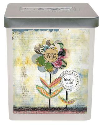 LANG Grow Wild Large Jar Candle - 23.5 Oz