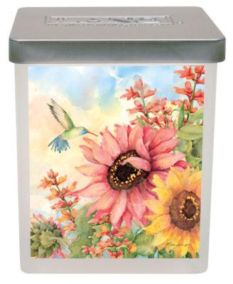 LANG Garden Joys Large Jar Candle - 23.5 Oz