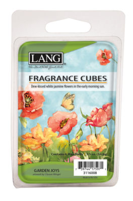 LANG Garden Joys 2.5 Oz Fragrance Cubes (3116008)