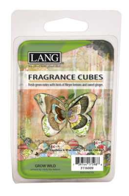 LANG Grow Wild 2.5 Oz Fragrance Cubes (3116009)