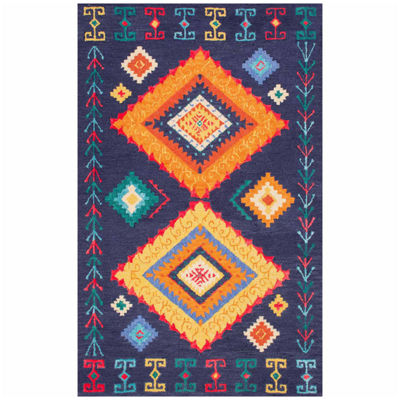 nuLoom Hand Tufted Tribal Demetra Rug