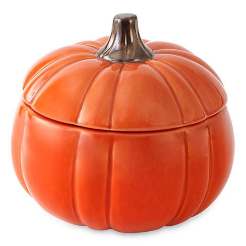 Pumpkin Soup Bowl Set of 4