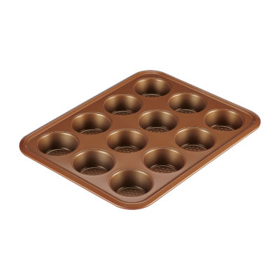 Ayesha Curry™ Copper 12 Cup Muffin Pan