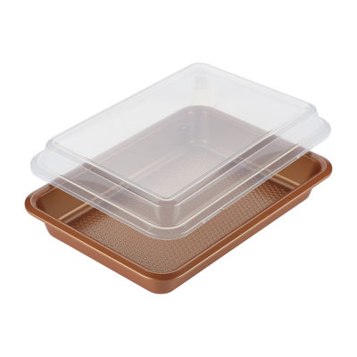 Ayesha Curry™ Copper 9x13 Covered Cake Pan