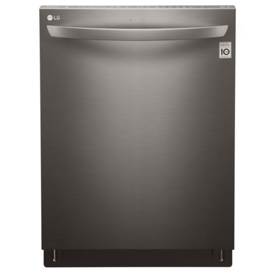 LG ENERGY STAR®  Top-Control Smart Wi-Fi Enabled Dishwasher with QuadWash™ and EasyRack™ Plus
