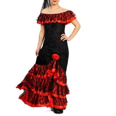 Senorita Princess Elite Adult Costume