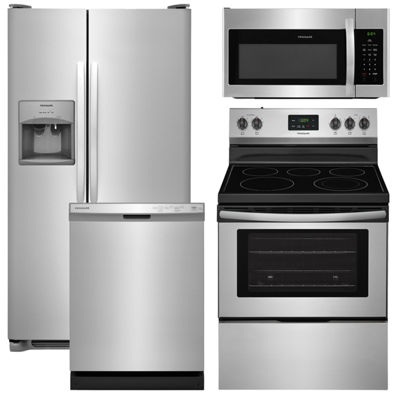 Frigidaire 4 pc Electric Kitchen Package