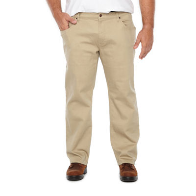 The Foundry Big & Tall Supply Co. Mens Flat Front Pant-Big and Tall