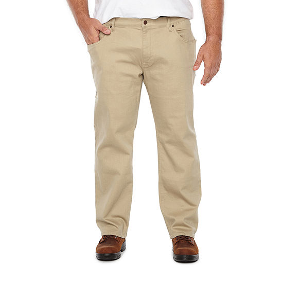 The Foundry Big Tall Supply Co Mens Flat Front Pant Big And Tall