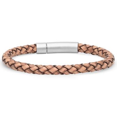 Minoxia Stainless Steel 8 Inch Link Bracelet