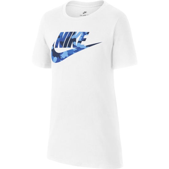Nike Short Sleeve Crew Neck T-Shirt-Big Kid Boys